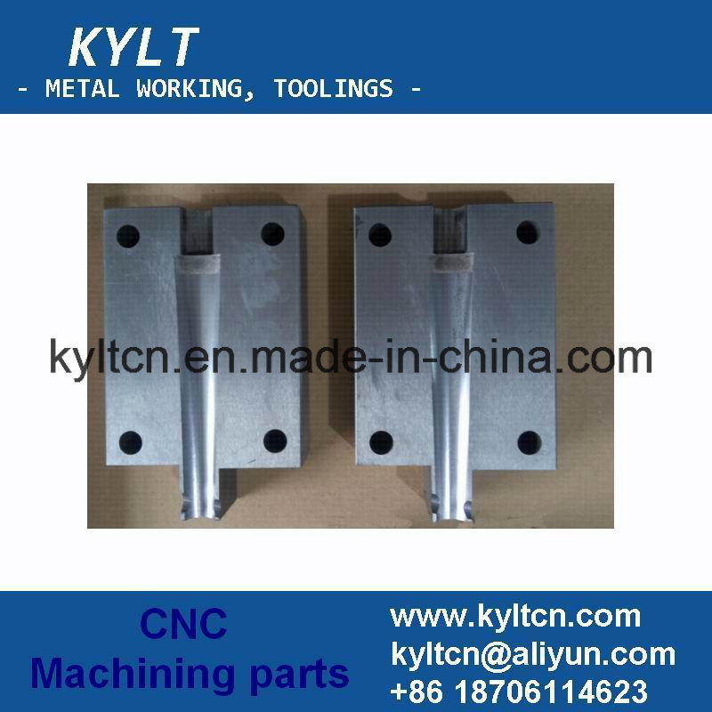 Mold Steel H13, Cr12, 45 Machining Parts
