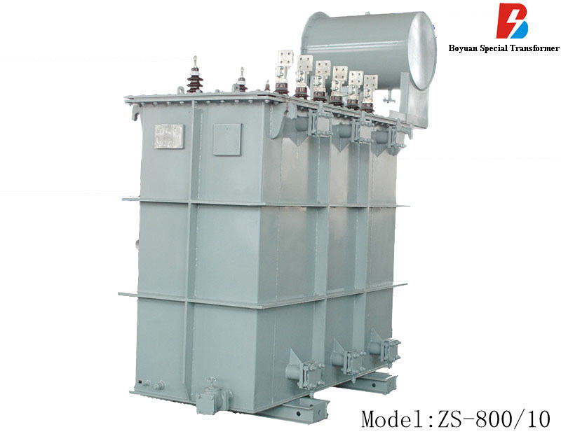 Zs Series Oil-Immersed Rectifier Transformer (ZS-7500/10)