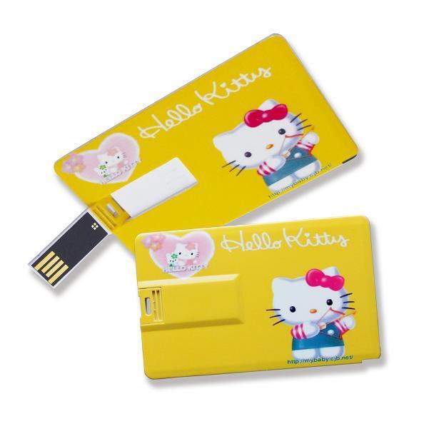 Card USB Stick USB Flash Drive (CD-12)