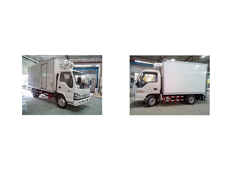 Truck Cargo Box