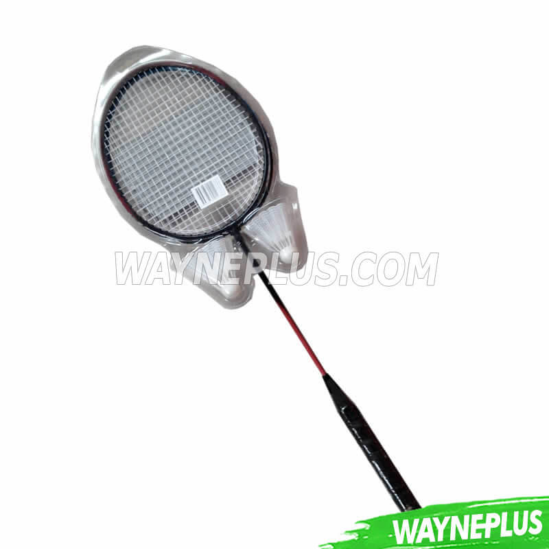 Blister Packing Badminton Racket 0401002