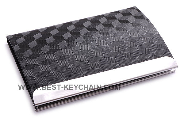New Business Name Card Holder for PU Promotion Gift (BK26243)
