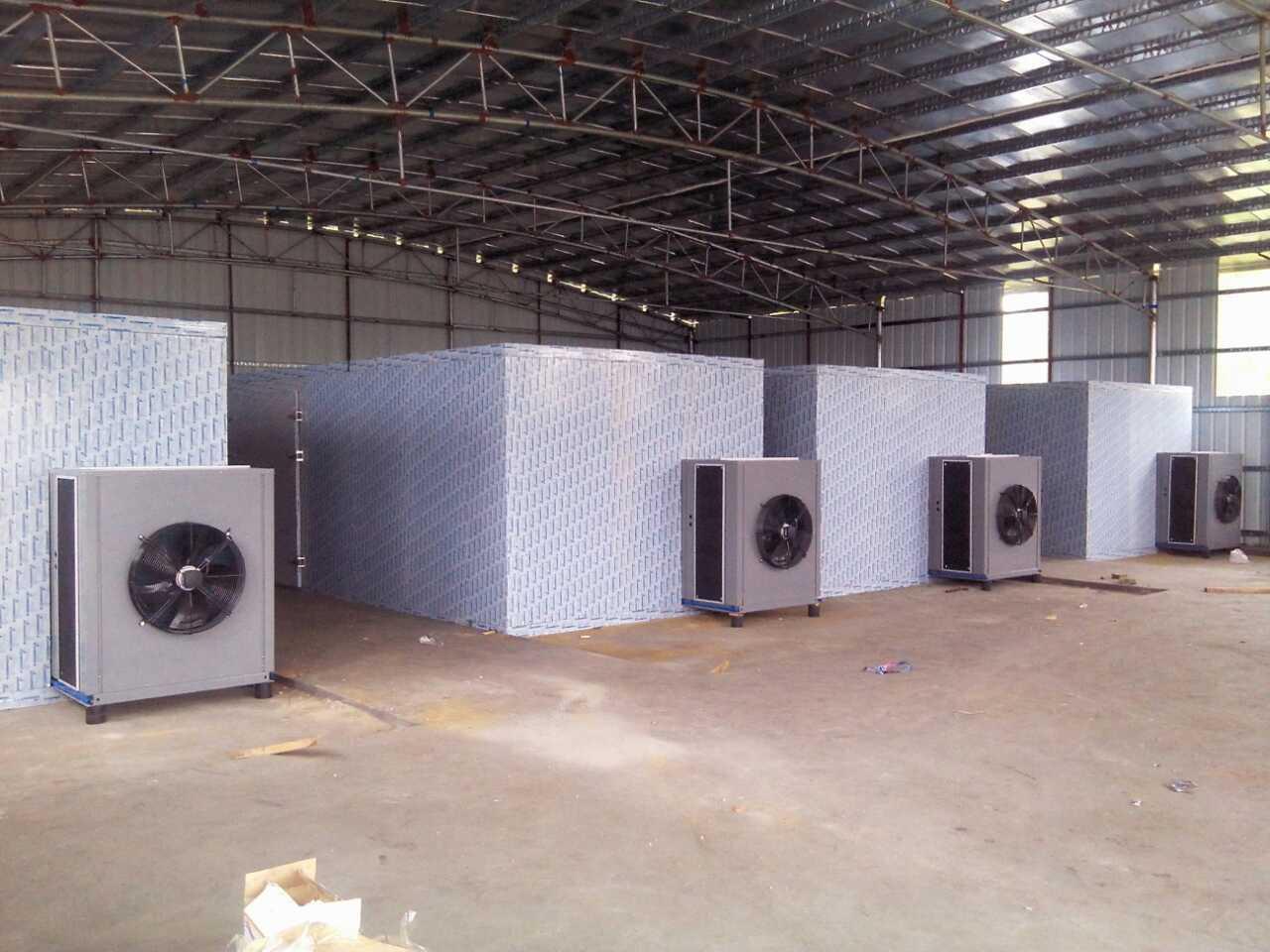 Hot Air Dryer High Capacity Ginger Drying Machine