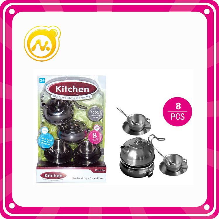 Mini Stainless Steel Kitchen Tool Game Toys