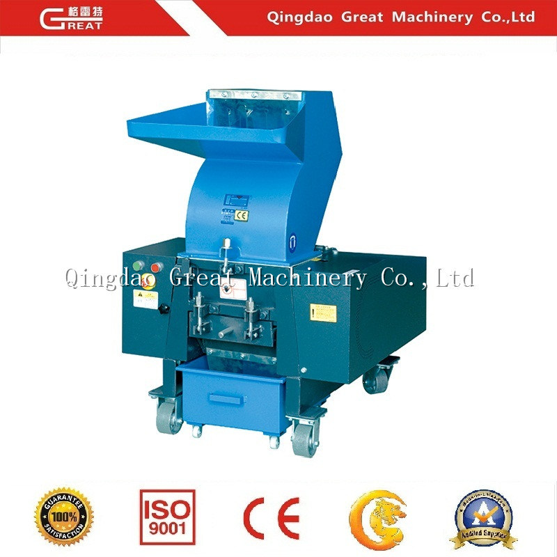 Waste HDPE Plastic Crusher / Crushing Machine for Blow Molding Machine