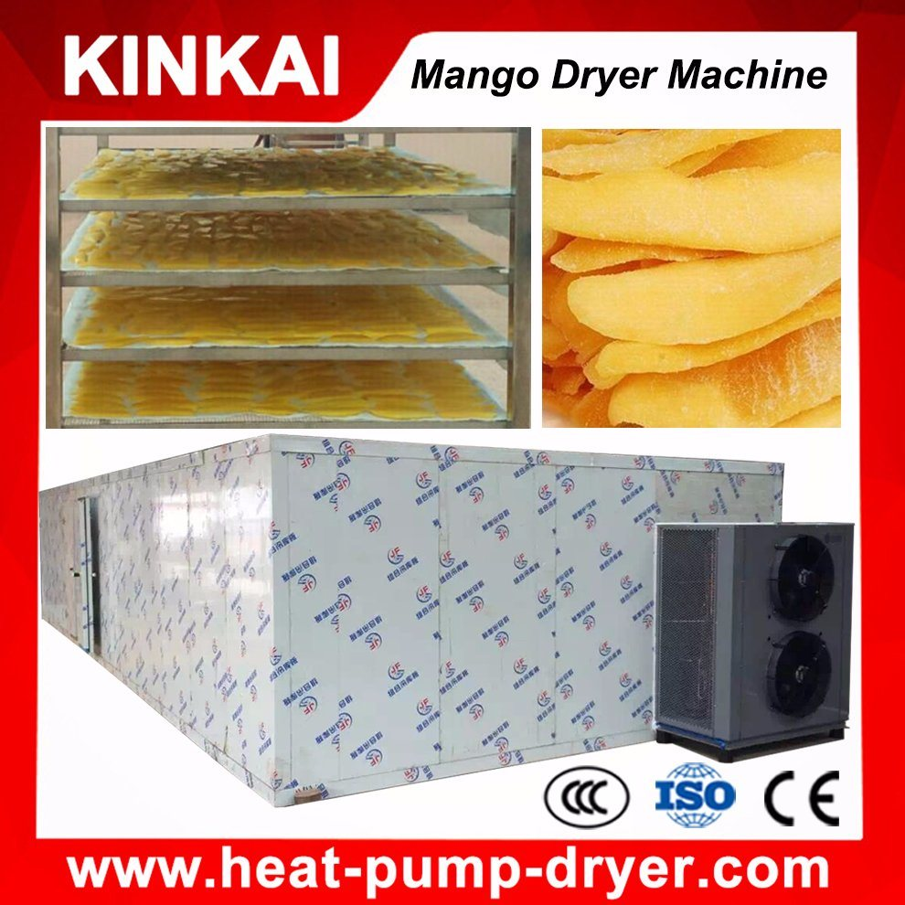 Industrial Heat Pump Fruit Dryer for Dried Fruits