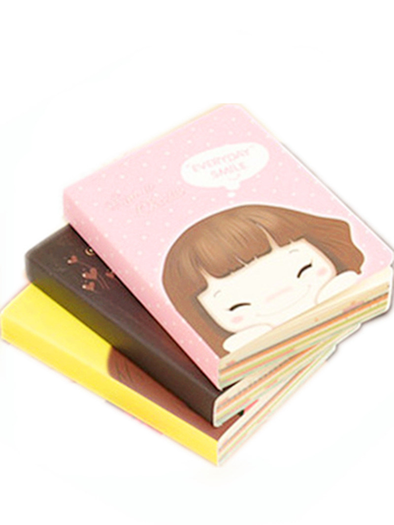 Fancy Perfect Binding Cartoon Notebook School Notebook