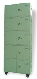 5 Drawers Steel Storage Office File Cabinet
