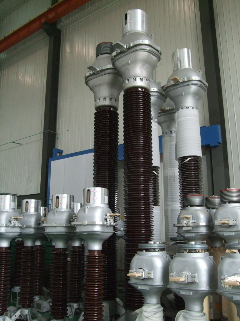 Oil Immersed Inverted Current Transformers