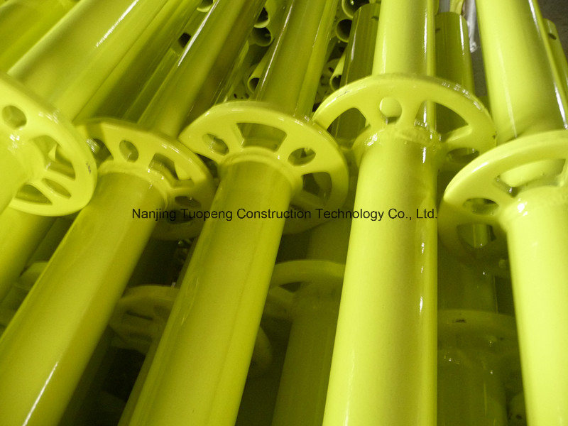 Hot DIP Galvanized Ringlock Scaffolding with Good Quality and Price