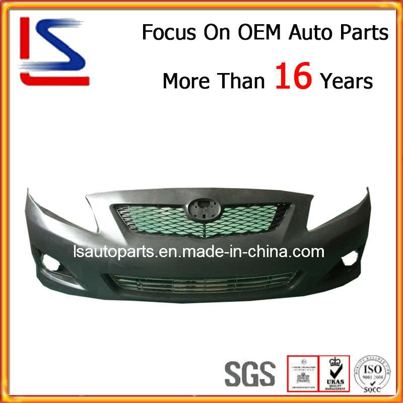 Volkswagen Parts Usa: Front Bumper For Toyota Corolla 2007