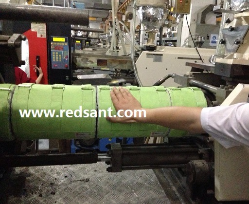 Injection Molding Barrel Insulation Blankets