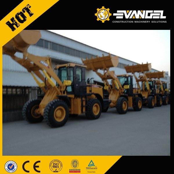 3ton China Wheel Loader (LW300FN)