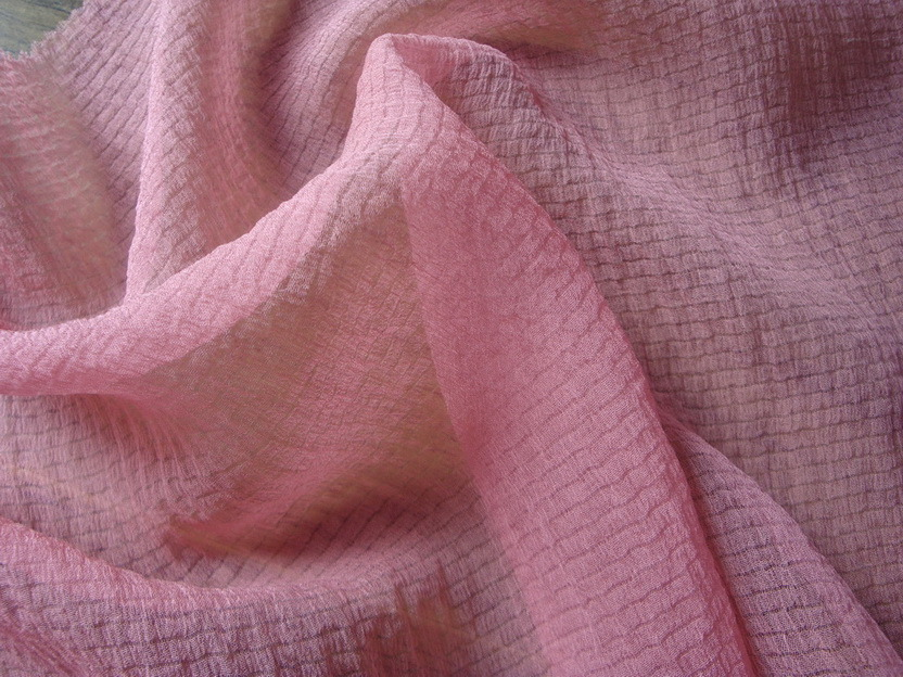 Silk Blended/Mixed Fabric - Wujiang First Textile Co., Ltd. - page 1.