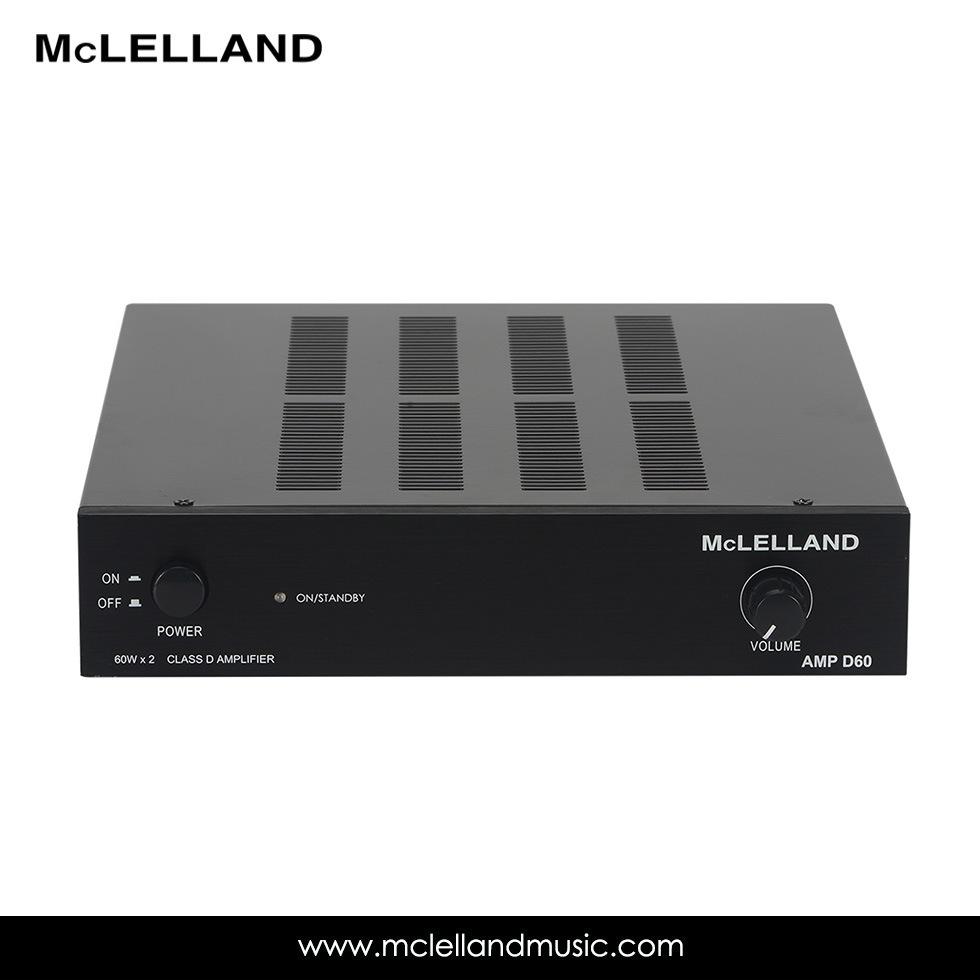 60W X2 Class-D Amplifier (AMP-D60)