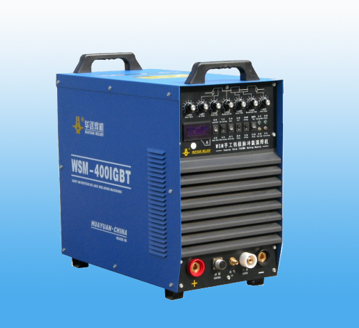 DC Inverter Pulsed Stick/ TIG Arc Welding Machine (WSM-315/400IGBT)