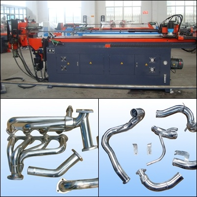 Automatic Sheet Metal Bending Machine (GM-89CNC-2A-1S)