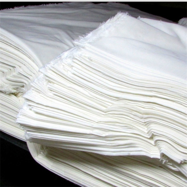 Grey Rayon Fabric for Apparel Made by Air Jet Loom