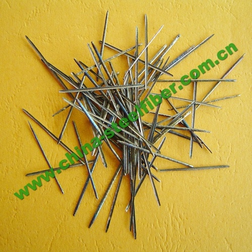 Melt-Extracted Stainless Steel Fiber, ISO