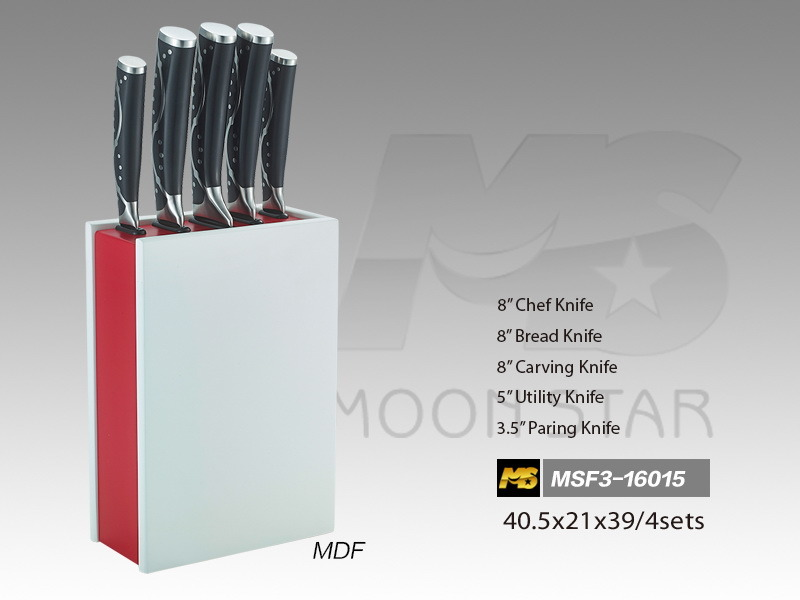 Forged Handle Series Kitchen Knife (MSF3-16015)