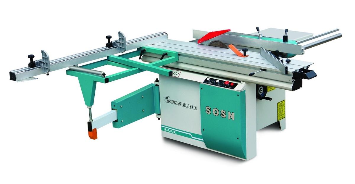 wood cutting machine names