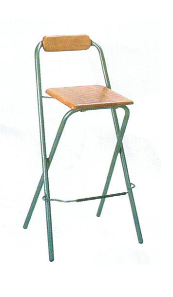 China Folding Bar Chair With Back Rest HFF BC 101  : Folding Bar Chair With Back Rest HFF BC 101  from www.made-in-china.com size 355 x 610 jpeg 34kB