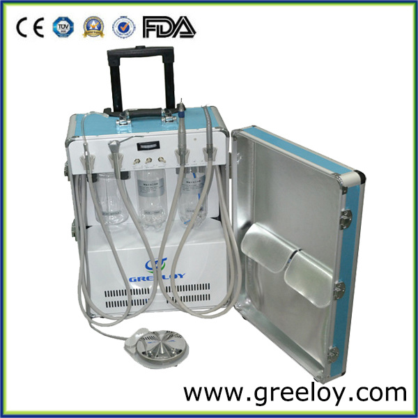 Moveable Portable Dental Unit (GU-P 204)
