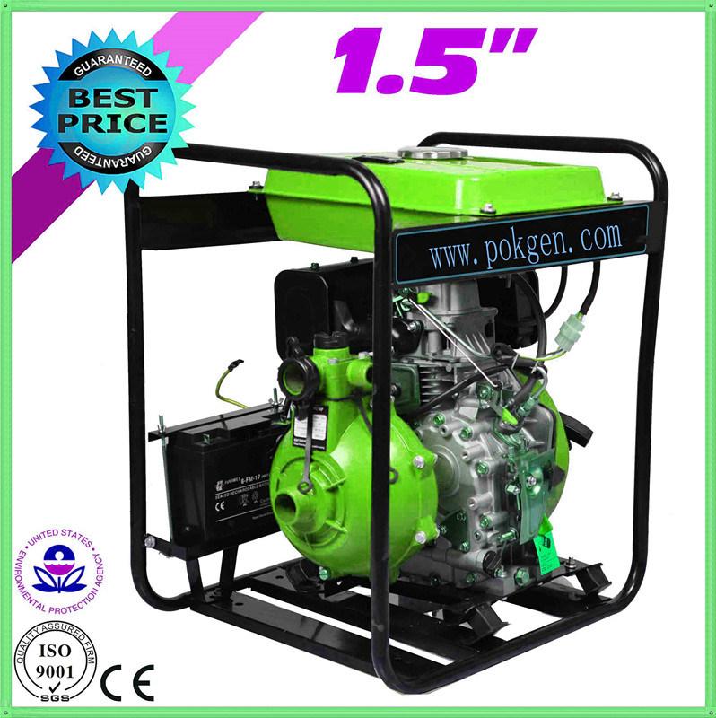 1.5 Inch Diesel Water Pump