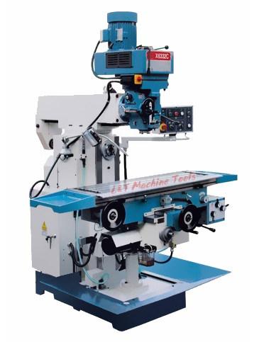 Turret Milling Drilling Machine (Milling Machine X6332C)