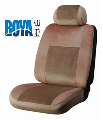 china velour car seat cover byv 0001 china seat cover car seat cover. Black Bedroom Furniture Sets. Home Design Ideas