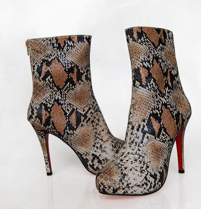 china snakeskin boots china dress shoes