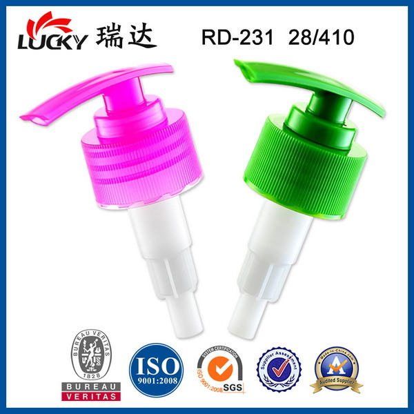 Dispenser Pump for Personal Care Packaging