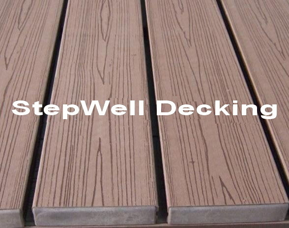 China Wood Plastic Decking Swd 0027 China Composite