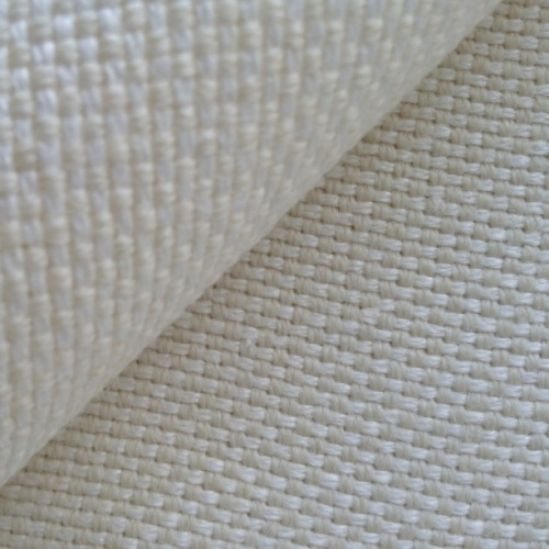 Hemp/Wool Interweave Fabric in Two-Tone (QF13-0141)