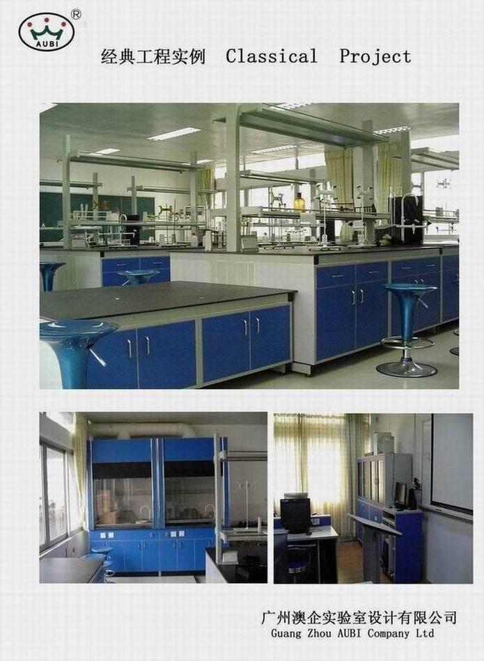 Laboratory Bench Design Pergola