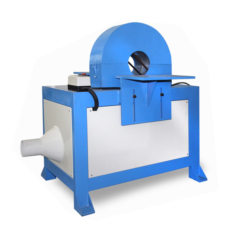 Bent Tube Belt Grinding Machine