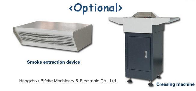 High quality Perfect book binding machine D50-A4