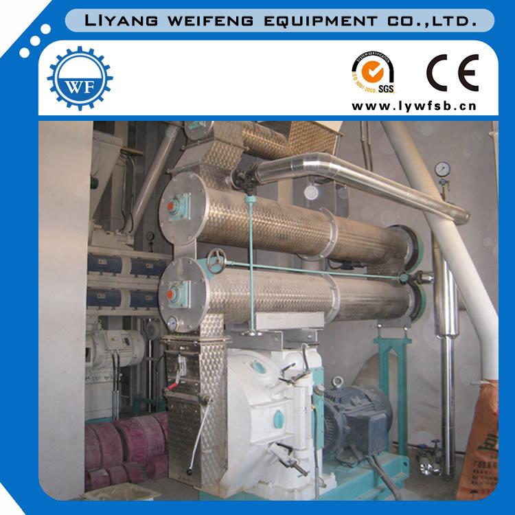 China Factory Animal Feed Pellet Mill Manufacrurer
