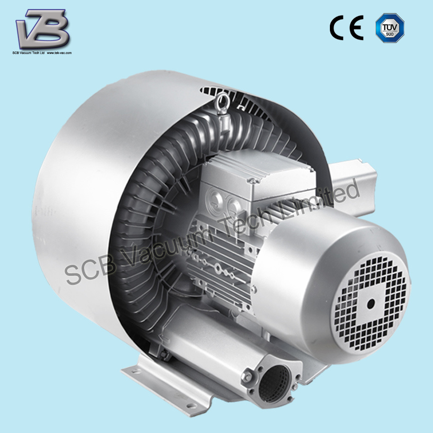 2.2kw Double Stage Ring Blower Manufacturer From China