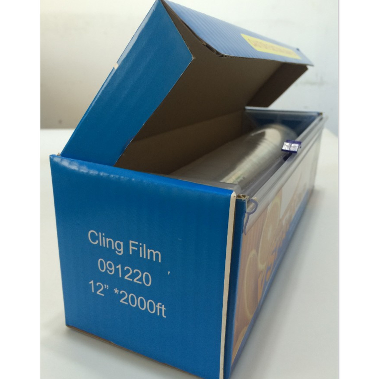 BPA Free Slider /Plastic Cutter PE Cling Film for Food Wrap
