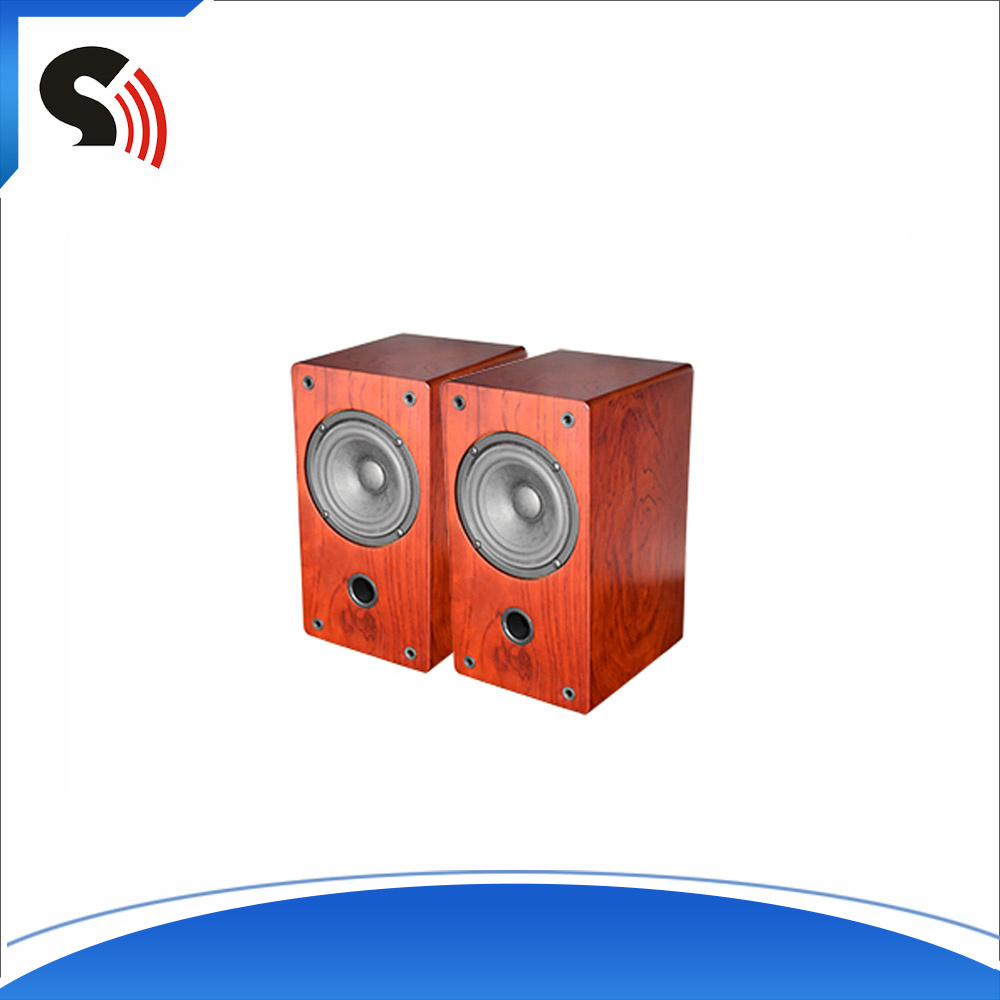 2017 4′′ Full Range Cabinets Professional Original Wooden Sound Box