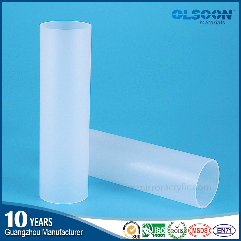 Olsoon Acrylic Plexiglass Tube/Frosted Acrylic Tube