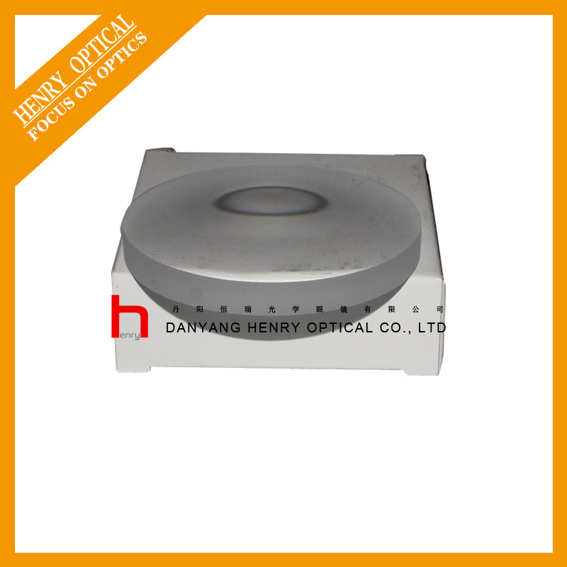 Semi-Finished 1.56 Photochromic Gray Optical Lens Hmc