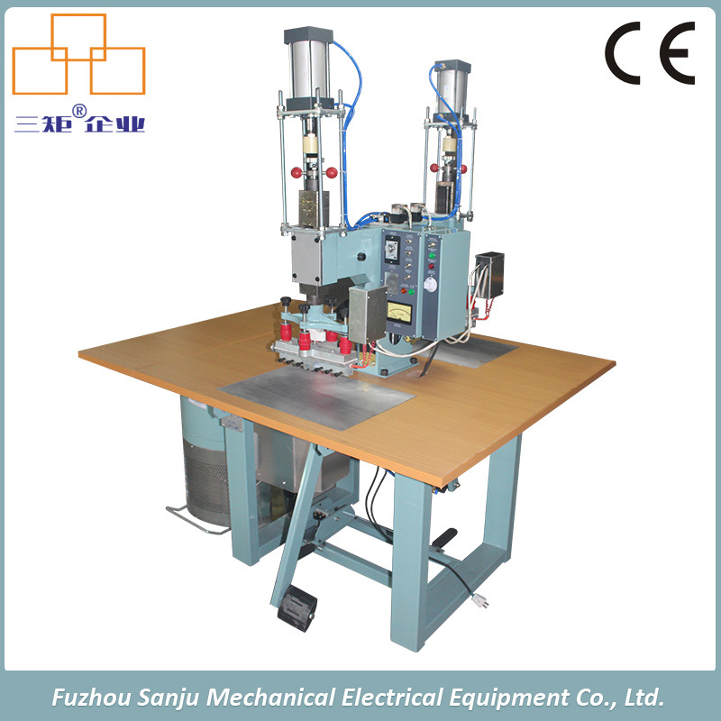 5kw Automatic PVC High Frequency Welding Machine Ce Certificate