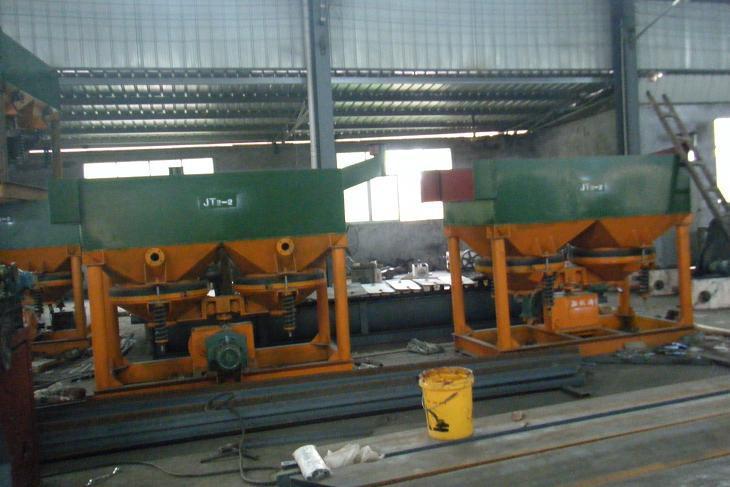 Manganese Ore Beneficiation Jigger for Manganese Separation