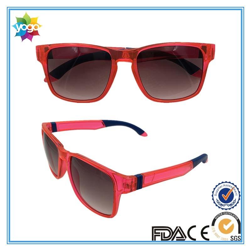 OEM Design UV400 Unisex Fashion Sports Sunglasses with Polarized Lens