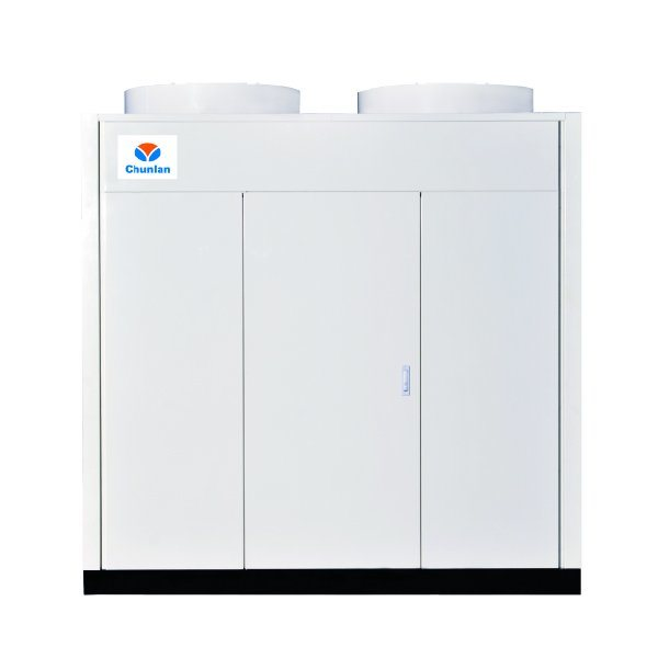65kw Modular Air Cooled Water Chiller Series