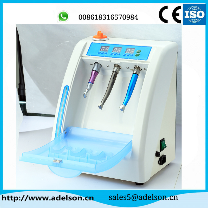 Handpiece Maintenance Machine Dental Handpiece Lubricating Oil Machine