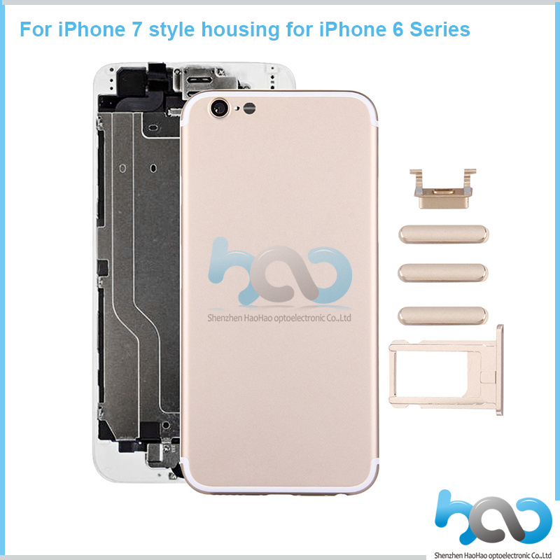 Wholesale Factory Direction Back Cover Phone Housing for iPhone 7