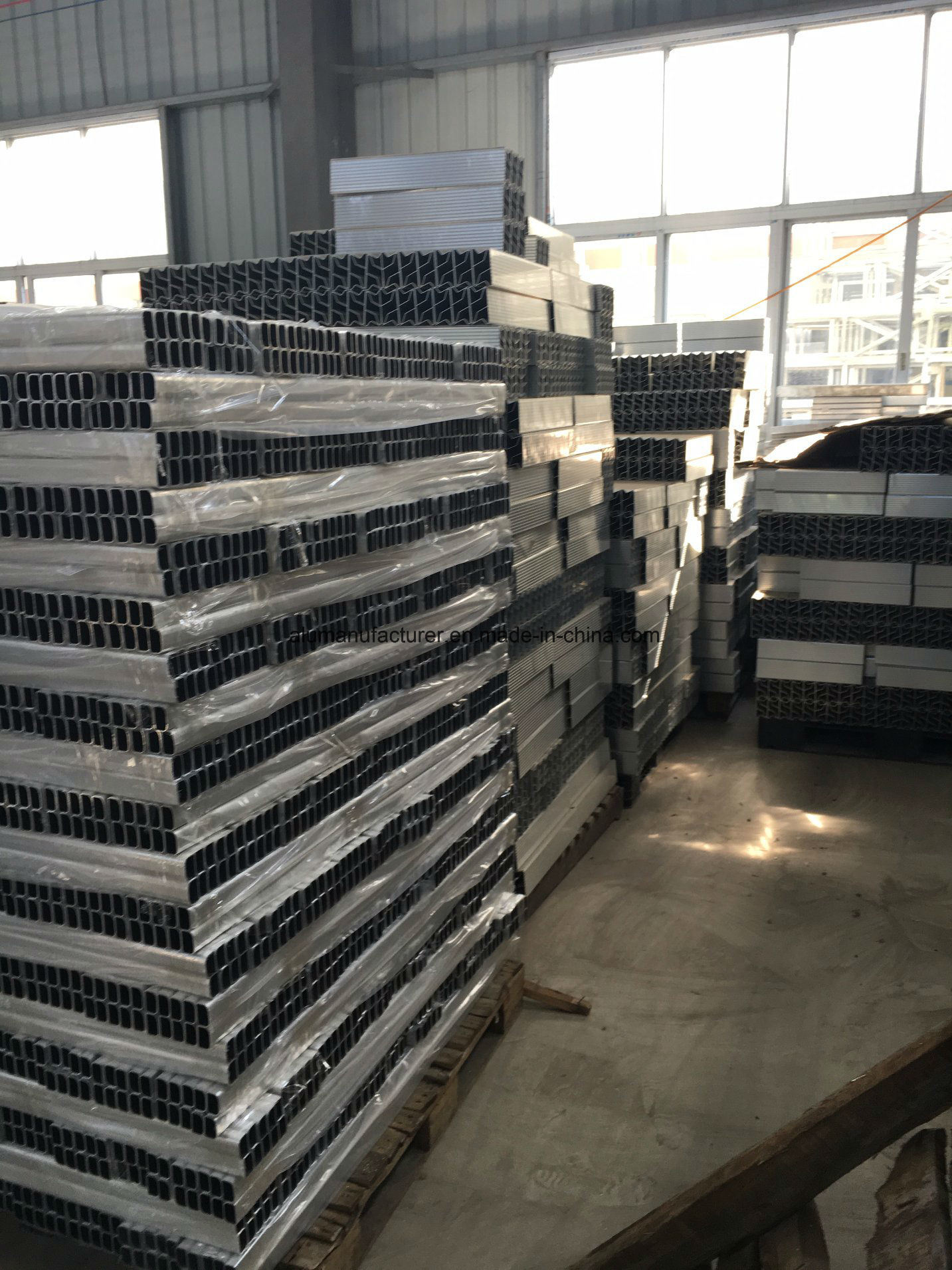 American Aluminium Alloy Extrusion Profile for Door and Window (01 Series)